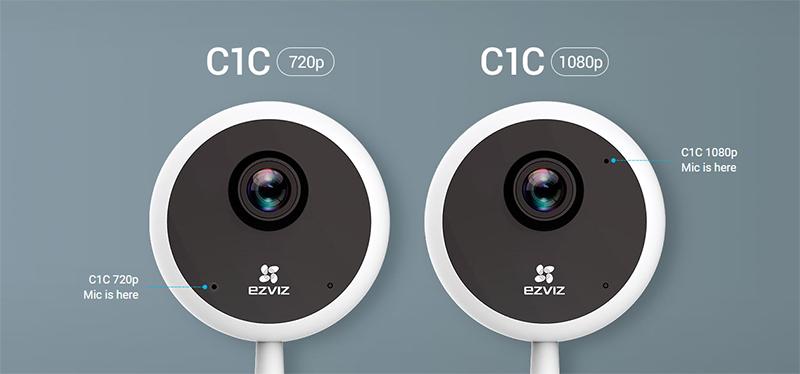 ezviz cs-c1c wifi không dây